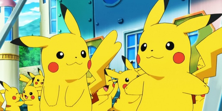 pokemon-pikachus